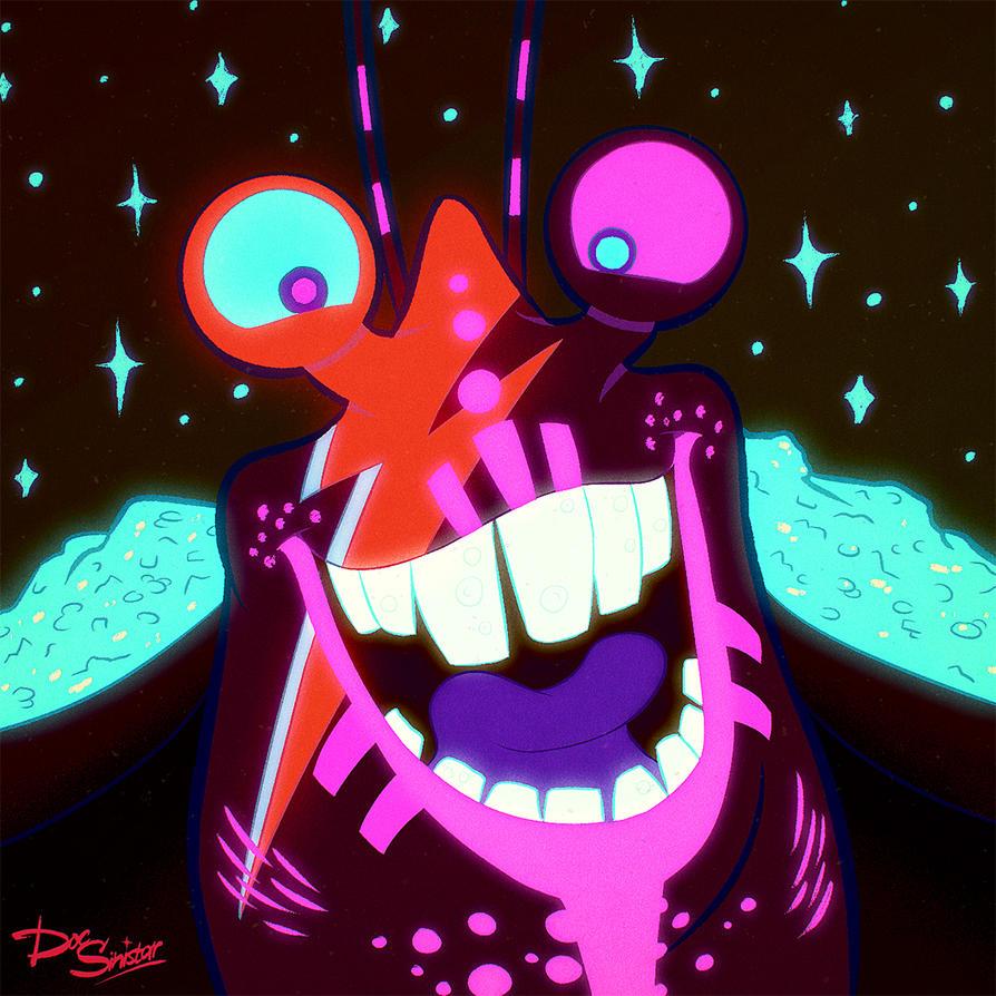 Bowieluminescence Tamatoa by DocSinistar
