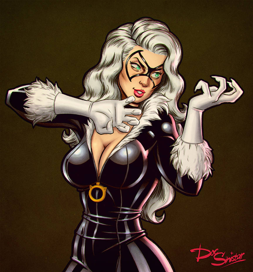 Black Cat by DocSinistar