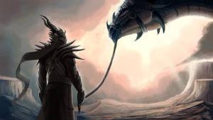WIP - Dragon Rider