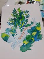 Plant Migration by Syluns