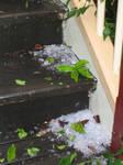 january hail