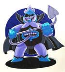 Bad guy by Snowsupply