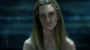Dolores Abernathy (Sleep Mode) - Westworld