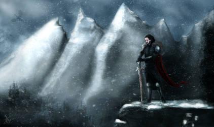 Jon Snow (Lvl 99) by zkorejo