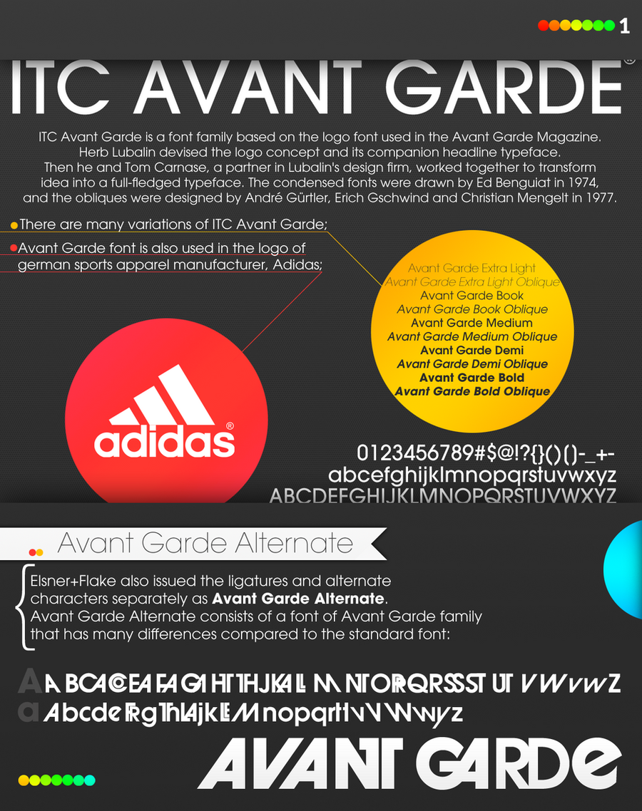 Avant Garde by mariotullece