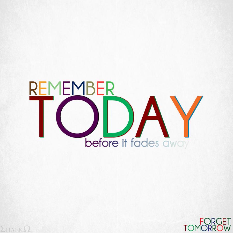 Remember Today by Spleko