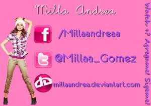 MillaAndrea's Profile Picture