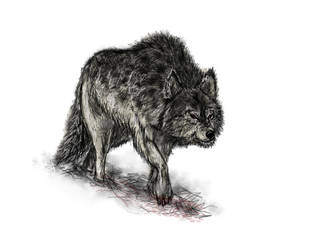 Warg by Ominously