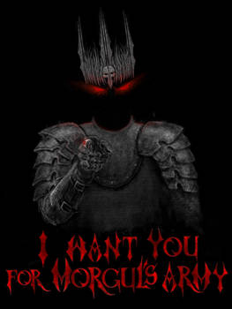 I want YOU for Morgul's Army