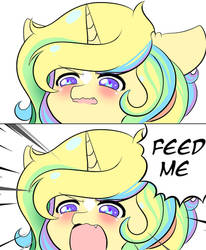 FEED ME (YCH)