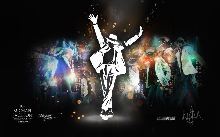 Michael Jackson Wallpaper by LauriiST4AR on DeviantArt