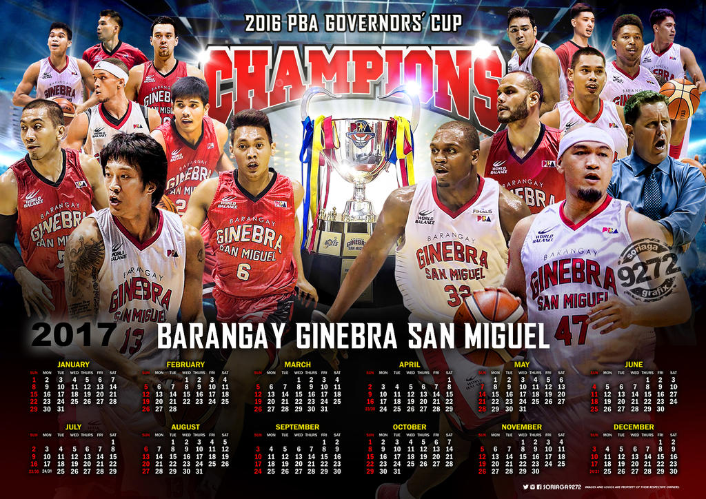 Download Barangay Ginebra San Miguel Wallpaper Gallery