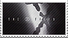 X-Files Stamp