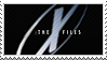 X-Files II Stamp