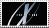 X-Files II Stamp