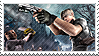 Resident Evil II Stamp by violet-waves