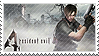 Resident Evil IV Stamp by violet-waves