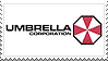 Umbrella Corp III Stamp by violet-waves