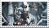 Assassin's Creed Stamp by violet-waves
