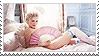Marie Antoinette Stamp III by violet-waves