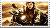 Resident Evil Movie Stamp V by violet-waves