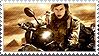Resident Evil Movie Stamp V by violet-waves