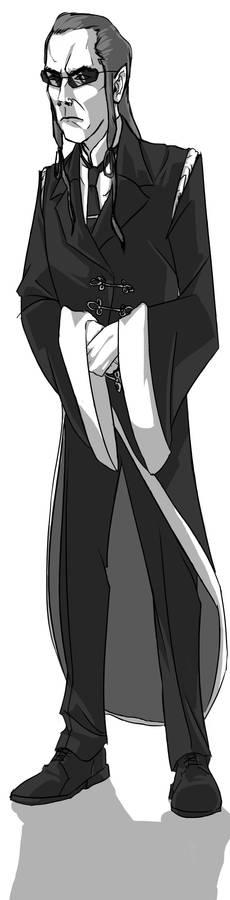 Agent Elrond