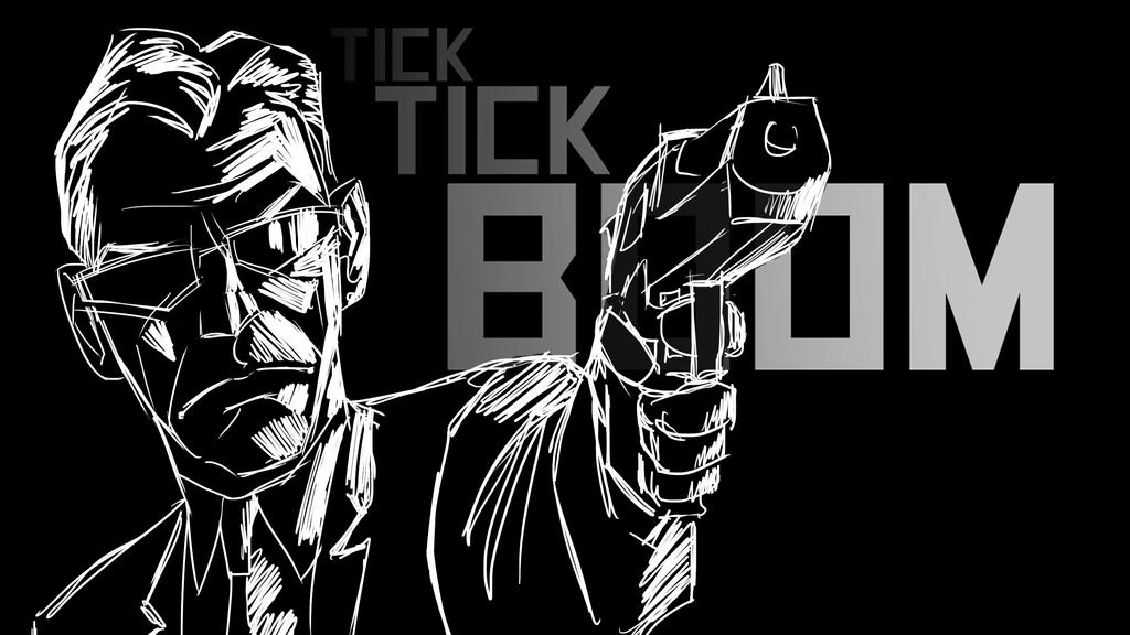 tick tick boom by agentsmithtrollplz