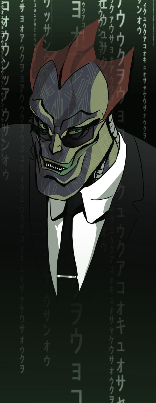Megabyte by agentsmithtrollplz