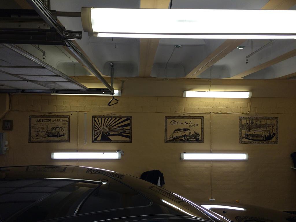 Walls inside of the garage by ttjamesgastovski on deviantart - Inside of a garage ...