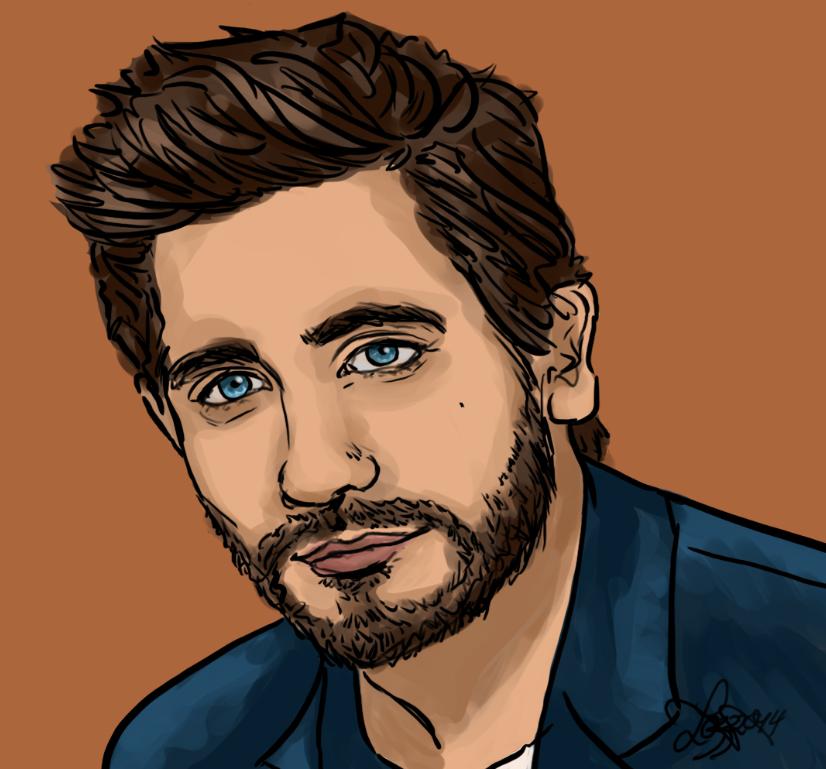 Jake Gyllenhaal by bratchny
