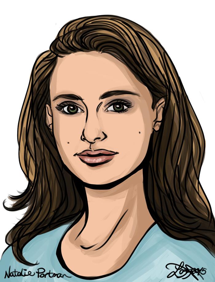 Natalie Portman by bratchny