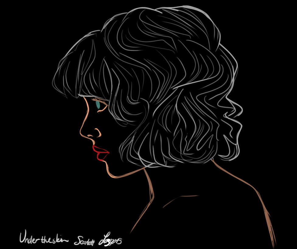 Scarlett - Under The Skin by bratchny