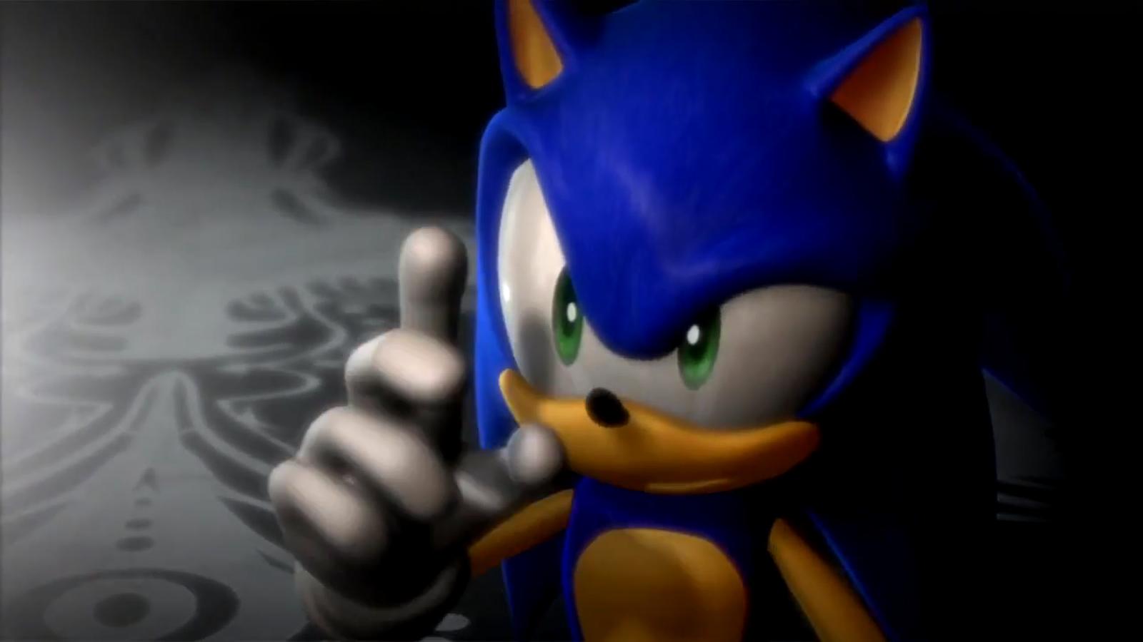 Sonic The Hedgehog 2006 By Hinata70756 On Deviantart