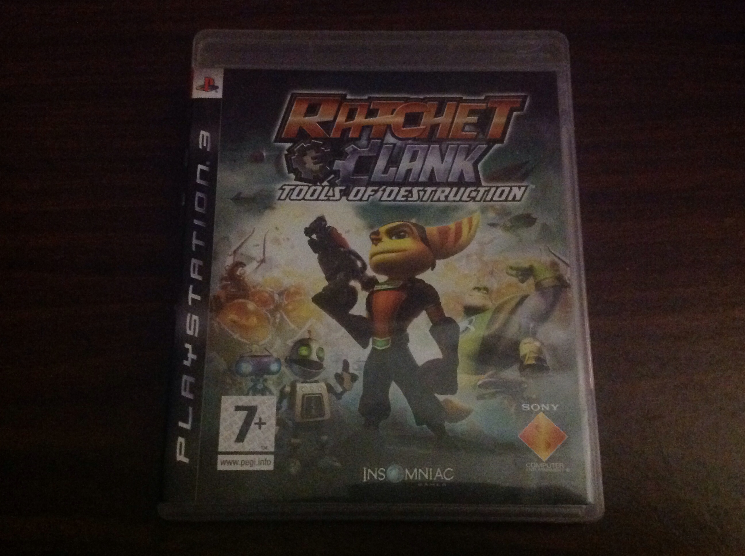 ratchet and clank tools of destruction ending relationship