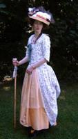 new polonaise - 18th century by Josephine-Marie