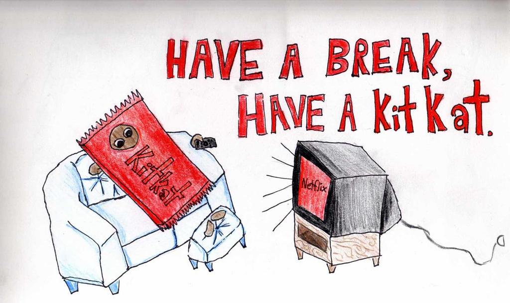 Advertisement Kitkat Video