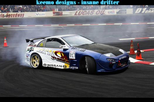 keemo designs - insane drifter