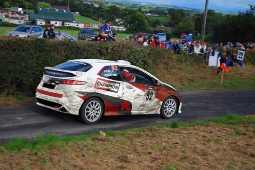 Honda Civic Rally