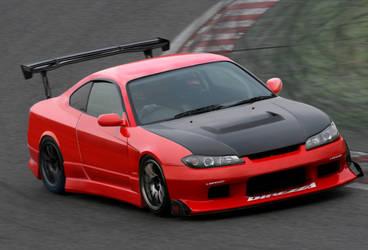 Nissan Silvia - drifter