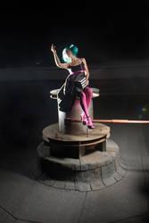 Hatsune Miku(Toy Box)  cosplay  by Ytka Matilda by YtkaMatilda