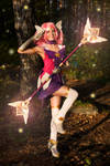 Star Guardian Lux cosplay by Ytka Matilda