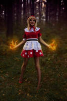 Little Red Riding Hood Annie cosplayYtka Matilda by YtkaMatilda