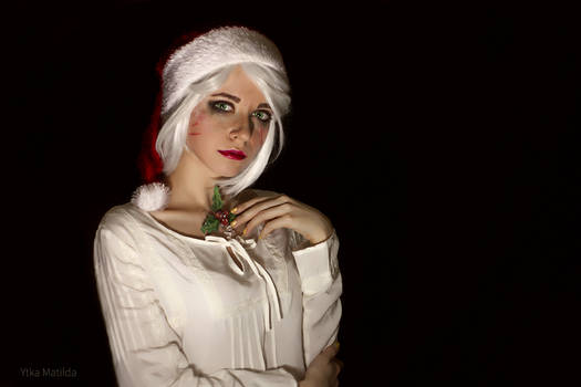 NY Ciri from The Wicher 3 (Ytka Matilda cosplay)