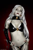 Lady Death cosplay by Ytka Matilda by YtkaMatilda