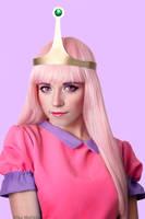 Princess Bubblegum cosplay by Ytka Matilda by YtkaMatilda