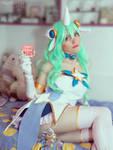 Star Guardian Soraka cosplay Ytka Matilda