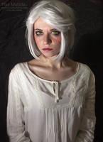 NY Ciri from The Wicher 3 by Ytka Matilda cosplay
