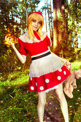 Little Red Riding Hood Annie cosplay Ytka Matilda