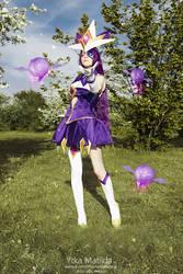 Star Guardian Syndra cosplay Ytka  Matilda